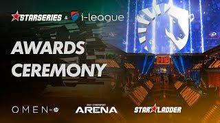 Церемония награждения StarSeries i-League PUBG S2