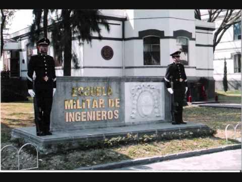 Escuela militar de ingenieros homenaje military school for Escuela de ingenieros