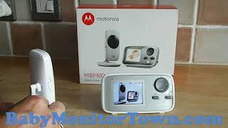 The Best Motorola WiFi Baby Monitor Available Online