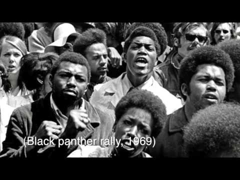 Women in the Black Panther Party   AAS 3450