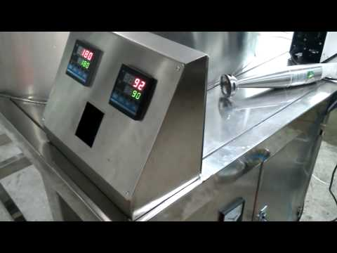 spray dryer for silicon dioxide   adding water