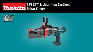 MAKITA 18V LXT® Rebar Cutter, Tool Only (XCS01Z)