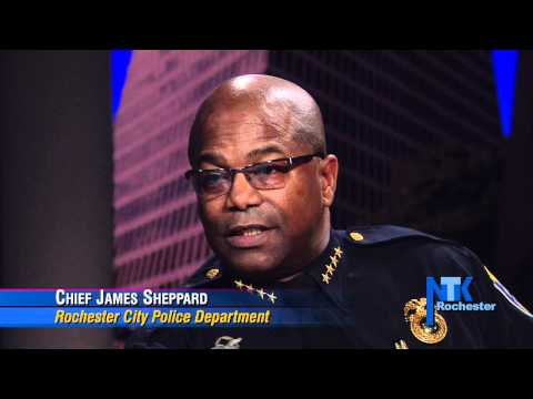 Need to Know Rochester: Police Chief James Sheppard