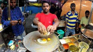 GoPro 8 Night Street Food Vlog | Ne...