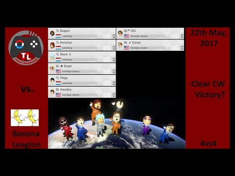 [Mario Kart 8 Deluxe] Team Luxembourg vs. Banana Legion 19#