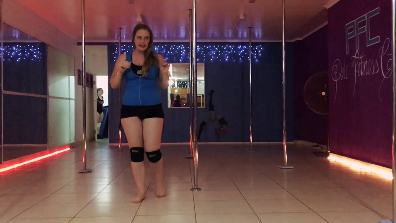Aussie Twerk Pole Fitness Cairns Magical May Showcase