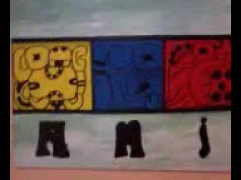 letras mayas ani