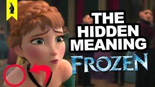 Hidden Meaning In Disney's Frozen   Earthling Cinema