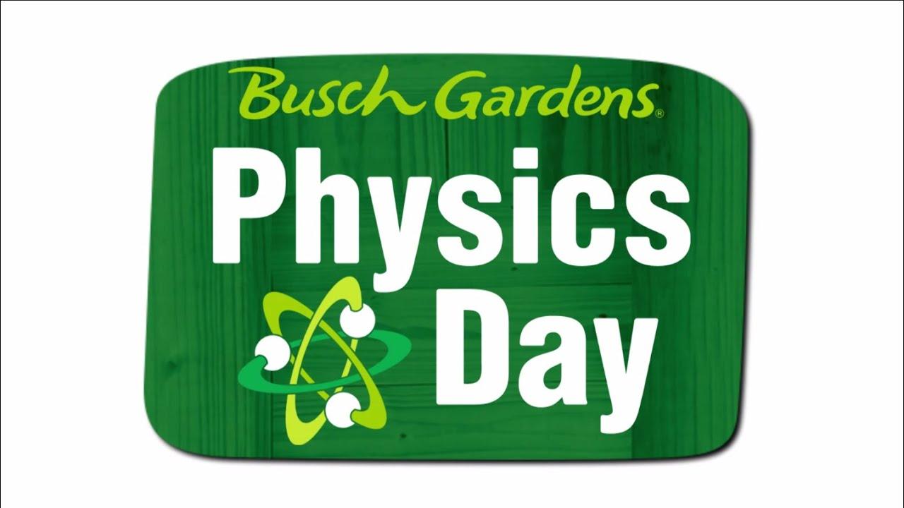 Physics Day At Busch Gardens | Busch Gardens Tampa Bay