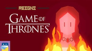 Reigns: Game of Thrones - Survive the Winter with Dragonglass + The End! (by Devolver Digital)