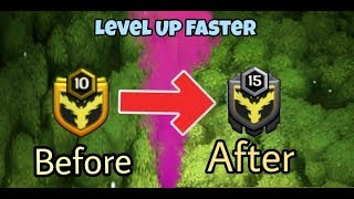 How To Level Up Your Clan Fast In Clash Of Clans in Hindi - COC