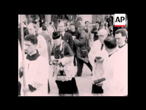 FUNERAL OF DON ALFONSO - NO SOUND