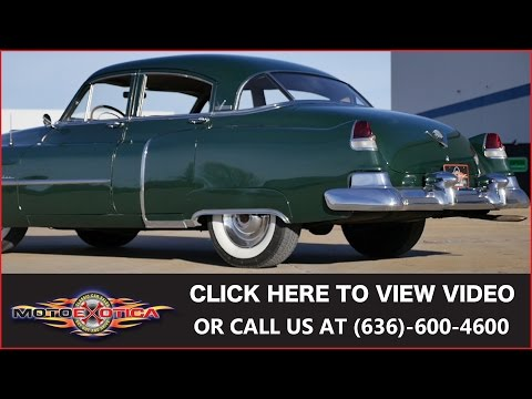 1951 Cadillac Series 61 || SOLD