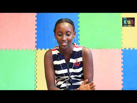 Kids Connection|8th August 2021|Godliness|CLA Rwanda