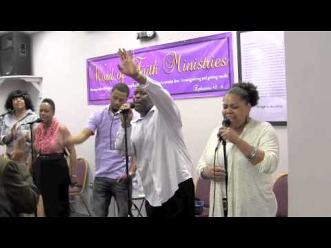 Word Of Faith Ministries - Pastor Robert McKenzie -   The Day of Power!!