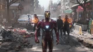 Avengers Infinity War Mark 50 Suit Up Scene 4K ULTRA HD