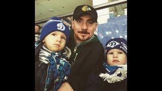 Денис Никифоров и его семья