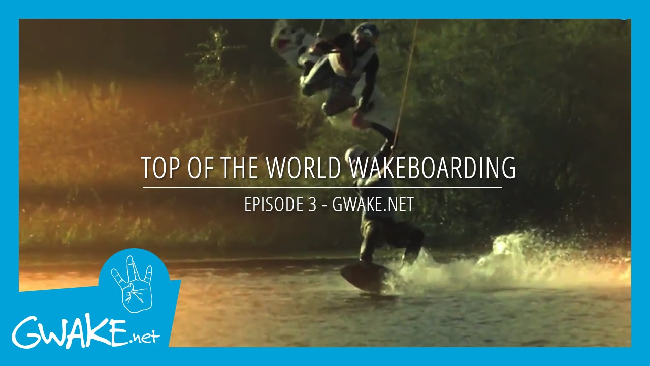 """#3 - """"Top of the world"""" wakeboarding - Top Wakeboard Tricks"""