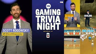 HQ Trivia $5,000 - First! (Gaming Night) - Thursday, September 27, 2018 - 9pm EDT
