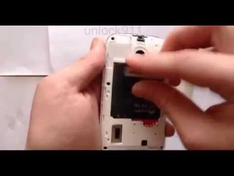 Huawei U8650 Sonic - Pазлочка от оператора, Unlocking