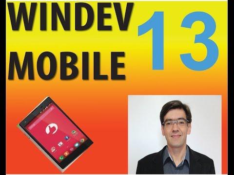 Aula 6152 Windev Mobile   Video Neri Celular Android Rodando Aplicacao Criada