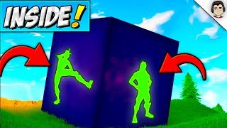 WHAT IS INSIDE THE CUBE? (REVEALED) Fortnite What