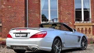 Brabus Mercedes SL Class 2013 Videos