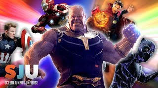 Marvel's Hits & MIsses of the MCU Phase 3 - SJU