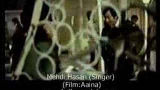 Kabhi Main Sochta Hoon - Mehdi Hassan