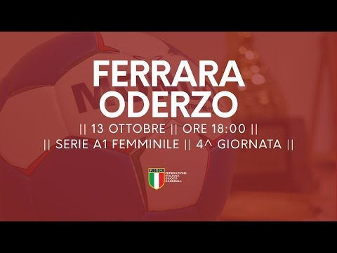 Serie A1F [4^ giornata]: Ferrara - Oderzo 24-32
