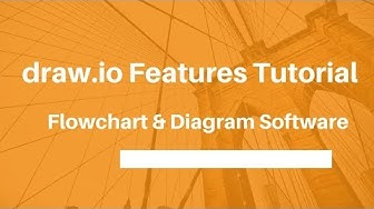 draw.io Features Tutorial - Free Flowchart Maker & Online Diagram Software
