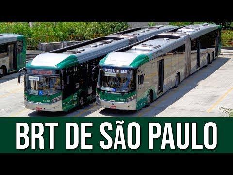 Bus Rapid Transit (BRT) de São Paulo