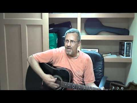 Jerry Reed  - Amos Moses  (Acoustic Cover)