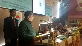 NATIONAL SEMINAR ON GENDER EQUITY IN SCIENCE & TECHNOLOGY FOR SUSTAINABLE DEVELOPMENT