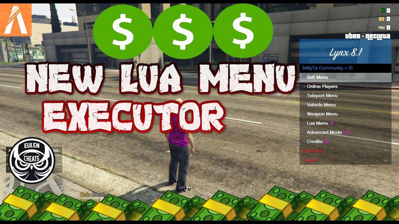 FiveM Mod Menu / Lua Executor / Lynx / Cheat Undetected / AutoUpdate #9