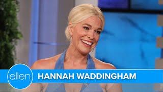 Hannah Waddingham Manifested 'Ted Lasso' Role