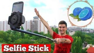 Cum sa faci un Selfie Stick