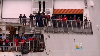 US Coast Guard Affected By Shutdown