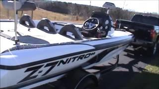2014 Nitro Z7 for sale www KY Boats net
