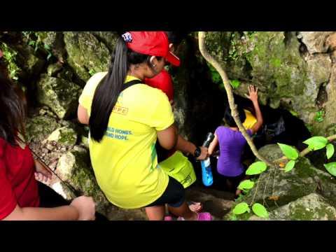 Calinawan Cave in Tanay Rizal, Philippines