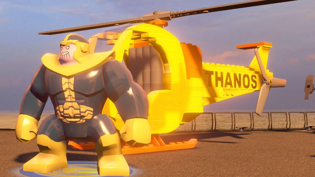 Wonderful Thanoscopter Infinity War Wallpaper - maxresdefault  Picture_151325 .jpg