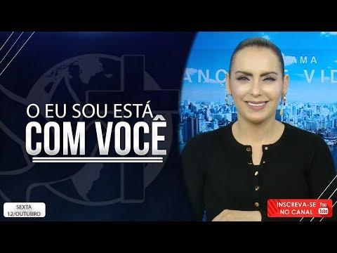 O Eu Sou está com você// Bispa Cléo