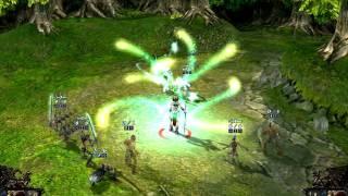 Etherlords 2 - Jeronimo vs Dreemax