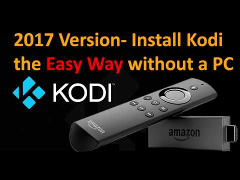 2017 Updated. Easiest way to install Kodi without a Computer to watch Movies, PPV Sports FREE