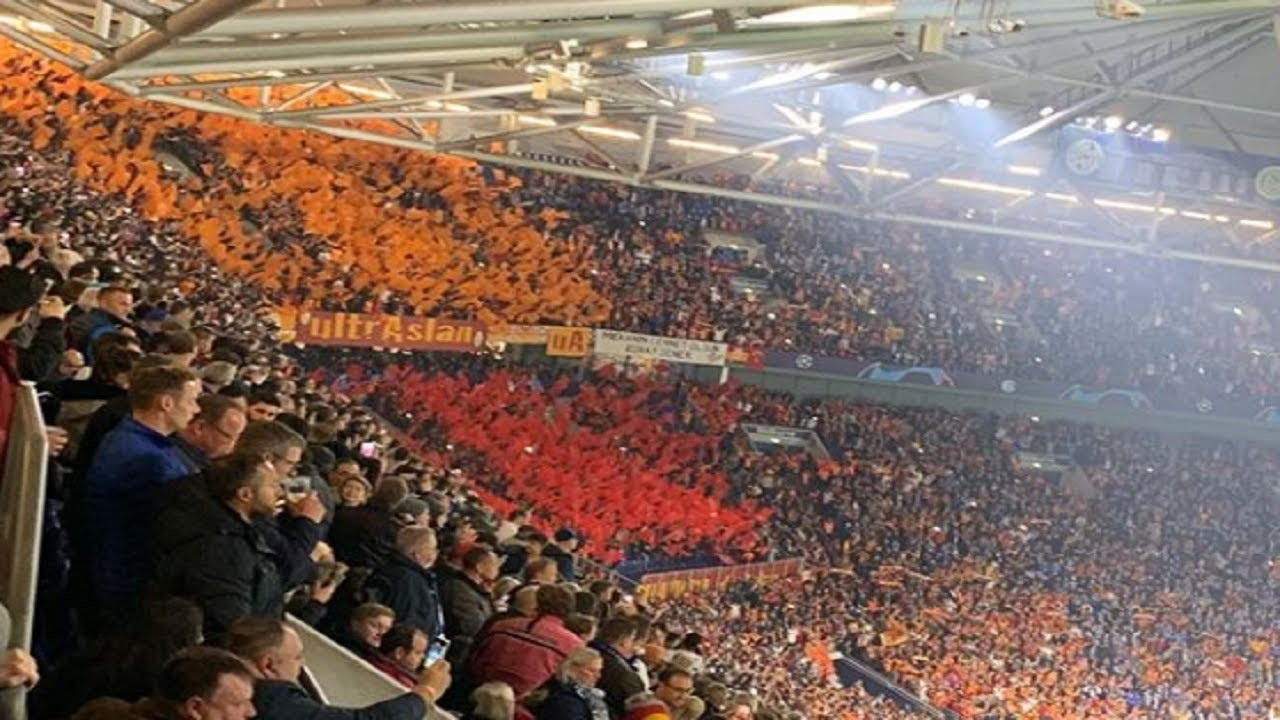 Schalke Vs Galatasaray