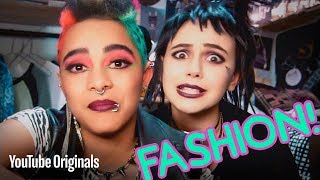 Spencer and Sarah talk fashion and experiment with their personal s...
