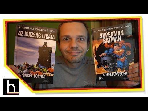 DC Comics képregénygyűjtemény #02