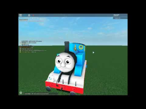 Roblox Reviewing Scripts #18 Thomas The Dank Engine