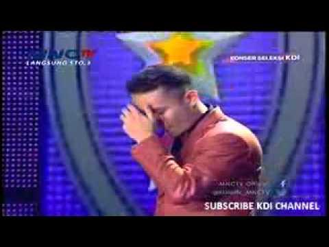 Cucoo!! GILANG Palembang  Kal Ho Naa Ho    Konser Seleksi KDI 2015   YouTube 2