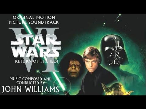 Star Wars Episode VI: Return Of The Jedi (1983) Soundtrack 23 The Battle Of Endor III Medley